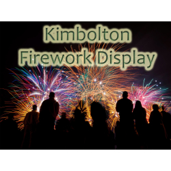 Kimbolton Fireworks Spectacular Friday 3rd November 2017
