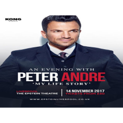 An Evening With Peter Andre