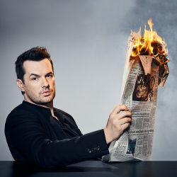 JIM JEFFERIES The Unusual Punishment Tour 2018