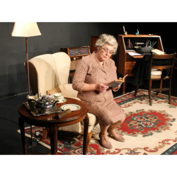 Worcester Rep. presents: Where is Mrs Christie?