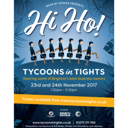 Hi Ho! Tycoons in Tights