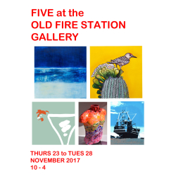 Five at The Old Fire Station Gallery