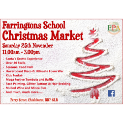 Farringtons' Christmas Market