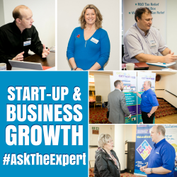 #AskTheExpert | Business Start-Up and Growth Advice