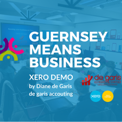 GUERNSEY MEANS BUSINESS - XERO DEMO