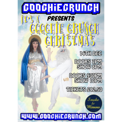 CoochieCrunch Presents: A CoochieCrunch Christmas
