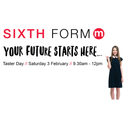 The Marches Sixth Form Taster Day