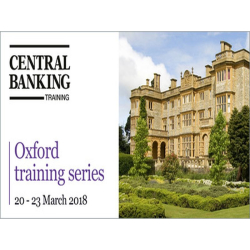 Oxford Training Series 2018