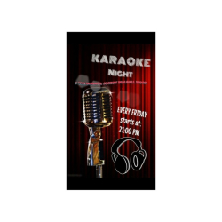 Karaoke Night every Friday at Horse and Jockey Walsall Wood