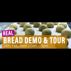 Want to try your hand at real bread making?