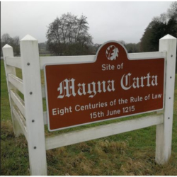 Magna Carta Half Marathon and Marathon April 2018