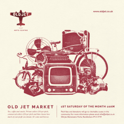 Old Jet Charity Market