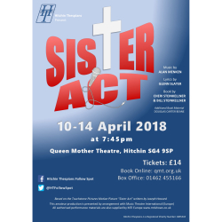 Hitchin Thespians present Sister Act