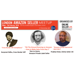 London Amazon Sellers Meetup