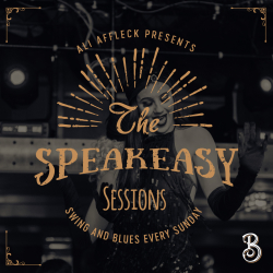 Ali Affleck presents The Speakeasy Sessions