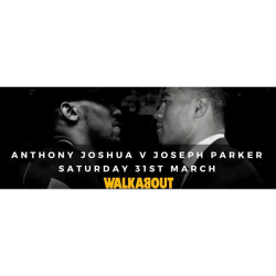 Joshua vs Parker - Walkabout Swansea