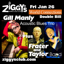 Ziggy's World Jazz Club