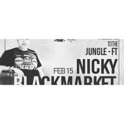 Nicky Blackmarket - Welcome To The Jungle