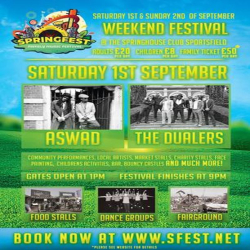 SPRINGFEST LIVE MUSIC WEEKEND FESTIVAL, CORRINGHAM STANFORD-LE-HOPE, ESSEX