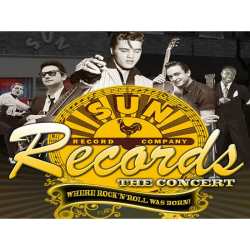 Sun Records - The Concert,Millfield,Enfield,London,Rock'n'Roll,label,studio