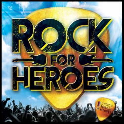 Rock For Heroes at Epsom Playhouse @EpsomPlayhouse