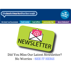 See Our Latest Newsletter Here! - October 11th