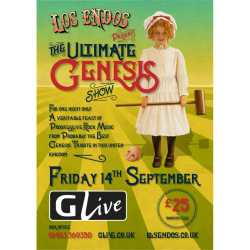 Los Endos - The Ultimate Tribute Band at the G2