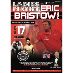 Ladies Night - Darts With a Difference 4th August 2018 Anstice Madeley