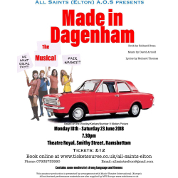 Made In Dagenham: The Musical