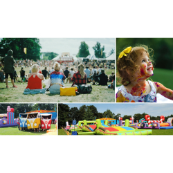 It's A Knockout Cabaret Roadshow Fun Day