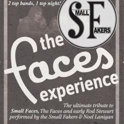 Small Fakers/ Faces Experience Live at The Half Moon Putney