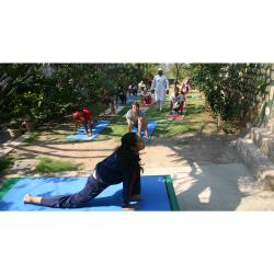 100 Hours yoga teacher training in Rishikesh