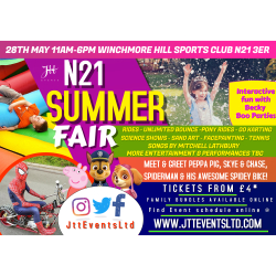 N21 SUMMER FAIR & ULTIMATE BOUNCE