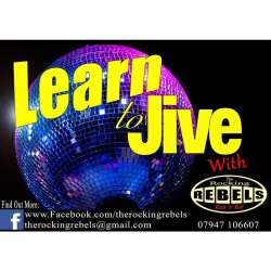 Beginners Jive Dance Classes - every Wednesday Frieth High Wycombe