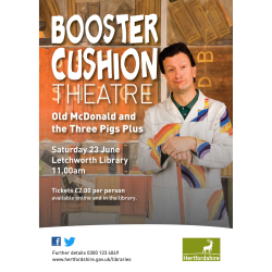 Booster Cushion Theatre