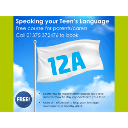 Free course for parents/carers: Speaking Your Teen's Language