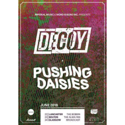 The Decoy live in Glasgow