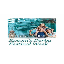 Join in the fun as Epsom Celebrates #Epsom Derby Festival Week