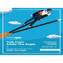 Eddie The Eagle: An Evening With and Film Screening