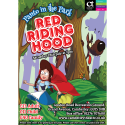 Panto in the Park: Red Riding Hood