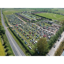 Stonham Barns Traditional Sunday Car Boot & Classic Car Show on 19th August from 8am