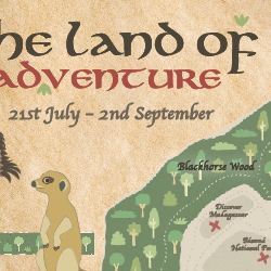 The Land of Adventure Summer at Wild Place Project