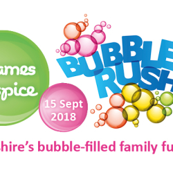 Thames Hospice Bubble Rush