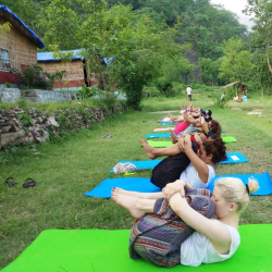 200 Hour Yoga TTC Course In Rishikesh