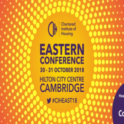 Chartered Institute of Housing Conference and  Exhibition Cambridge 2018