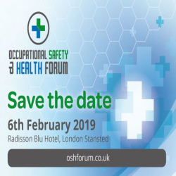 Occupational Safety and Health Forum February London 2019
