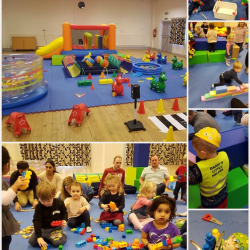 Toddler Sense Leicester East Classes