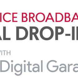 Post Office Broadband and Google Digital Garage Digital Drop-In