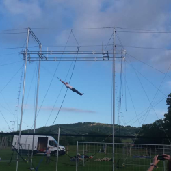 Have a go at Flying Trapeze