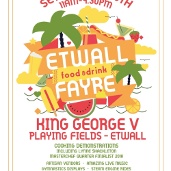 Etwall Food and Drink Fayre